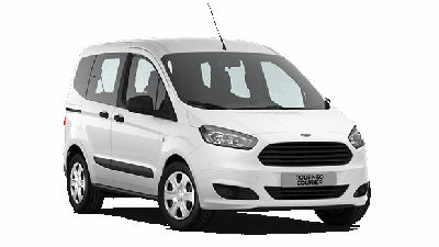 Mietwagen Ford Courier Diesel in Lara / Antalya