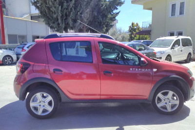 Mietwagen Sandero Stepway Diesel in Antalya City